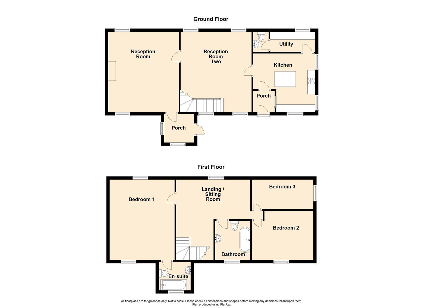 3 Bedroom Semi-detached House For Sale - Silcocks Cottage, Brindle.JPG